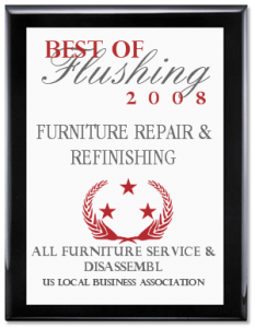 All Furniture Services AWARD